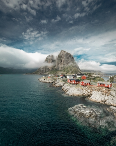 Hamnøy, Lofoten Islands