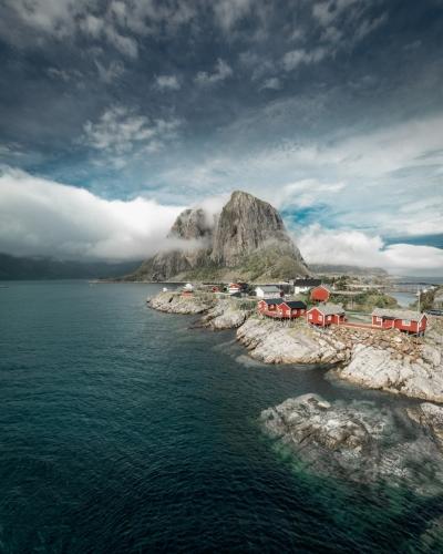 Hamnøy, Lofoten Islands