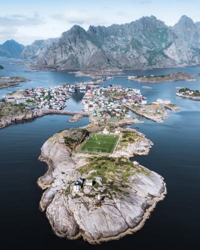 Henningsvær, Lofoten Islands