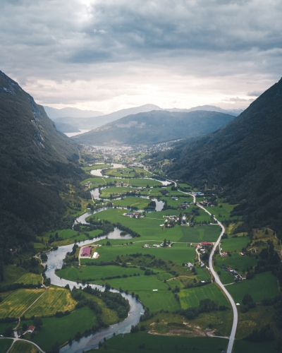 The River of Stryn