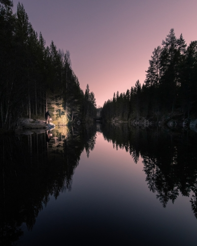 Asakmarka, Norway