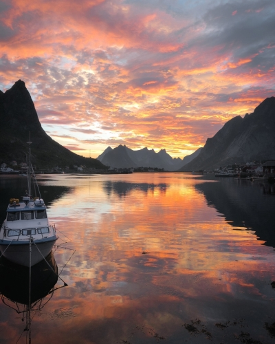 Reine, Lofoten Islands