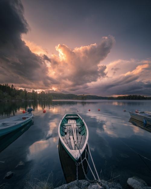 Øyangen, Norway