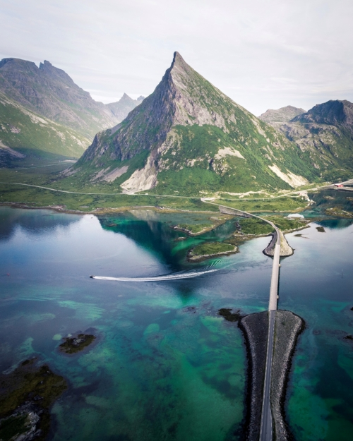 Fredvang, Lofoten Islands